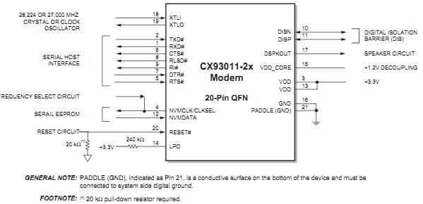 cxa1111p 电路图